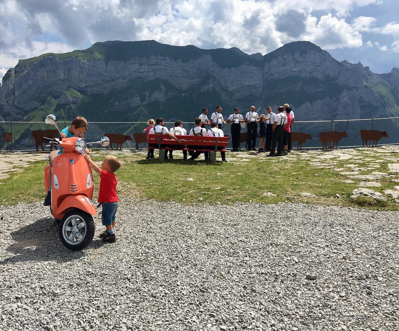 Motorki spalinowe dla dzieci
