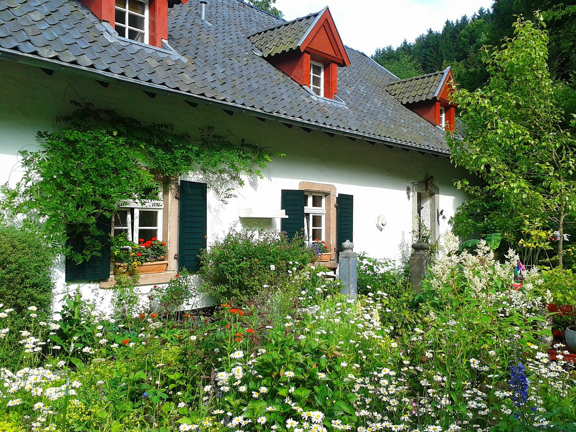 Dom z ogrodem – wady i zalety